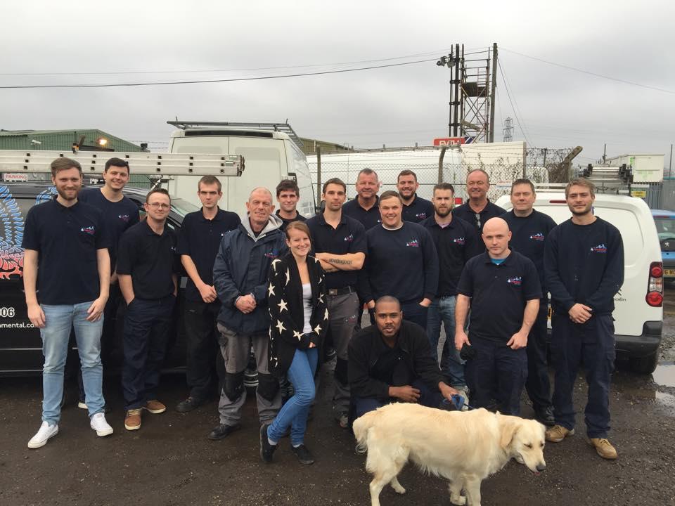JG Pest Control Team
