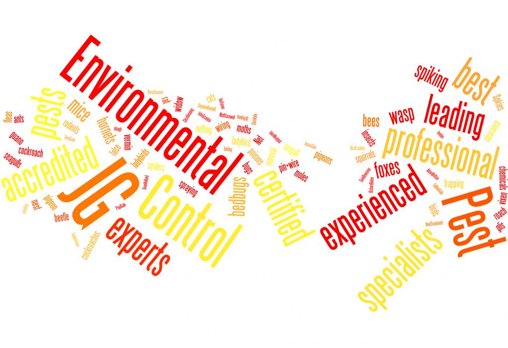 JG Environmental Pest control